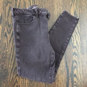 AE Hi-Rise Jegging 360 Next Level Stretch Plum